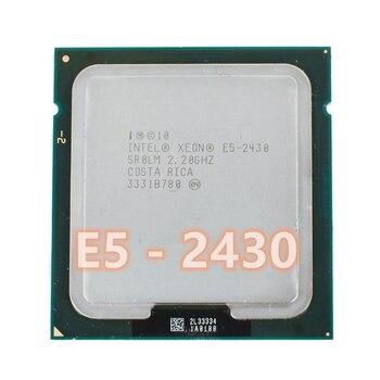 Procesador Intel Xeon E5-2430 E5 2430 2,2 GHz, seis núcleos, CPU de 12 hilos 15M 95W LGA 1356