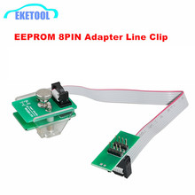 Clip-Socket Eeprom-Adapter Test-Clip XPROG 8 Sop8 Soic Orange/cg