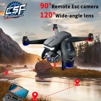 2021 nuovo F11 Drone 6K Dual HD Camera 5G WIFI FPV fotografia aerea professionale motore Brushless Quadcopter RC distanza 1200M