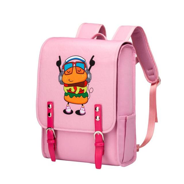 Ortopædisk rygsæk skoletaske