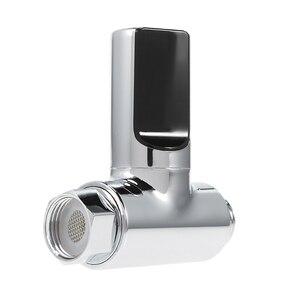 Image 2 - Youpin termómetro de ducha de agua en casa con pantalla LED, medidor de temperatura eléctrico autogenerador para el cuidado del bebé