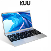 Kuu 14.1 Polegada 8gb ddr4 ram 256g 512g ssd windows 10 computador portátil intel j4115 quad core teclado estudante notebook