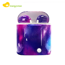 Mangoman i7s Tws Wireless Headphones Bluetooth Earphones Air Earbuds Handsfree in ear Headset wireless bluetooth headphones i7s