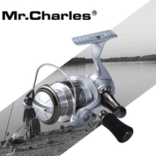 Mr.Charles YB2000-5000 New Quality 8BB+1RB Spinning Fishing Reel Aluminum Spool Body Quality Stainless Steel