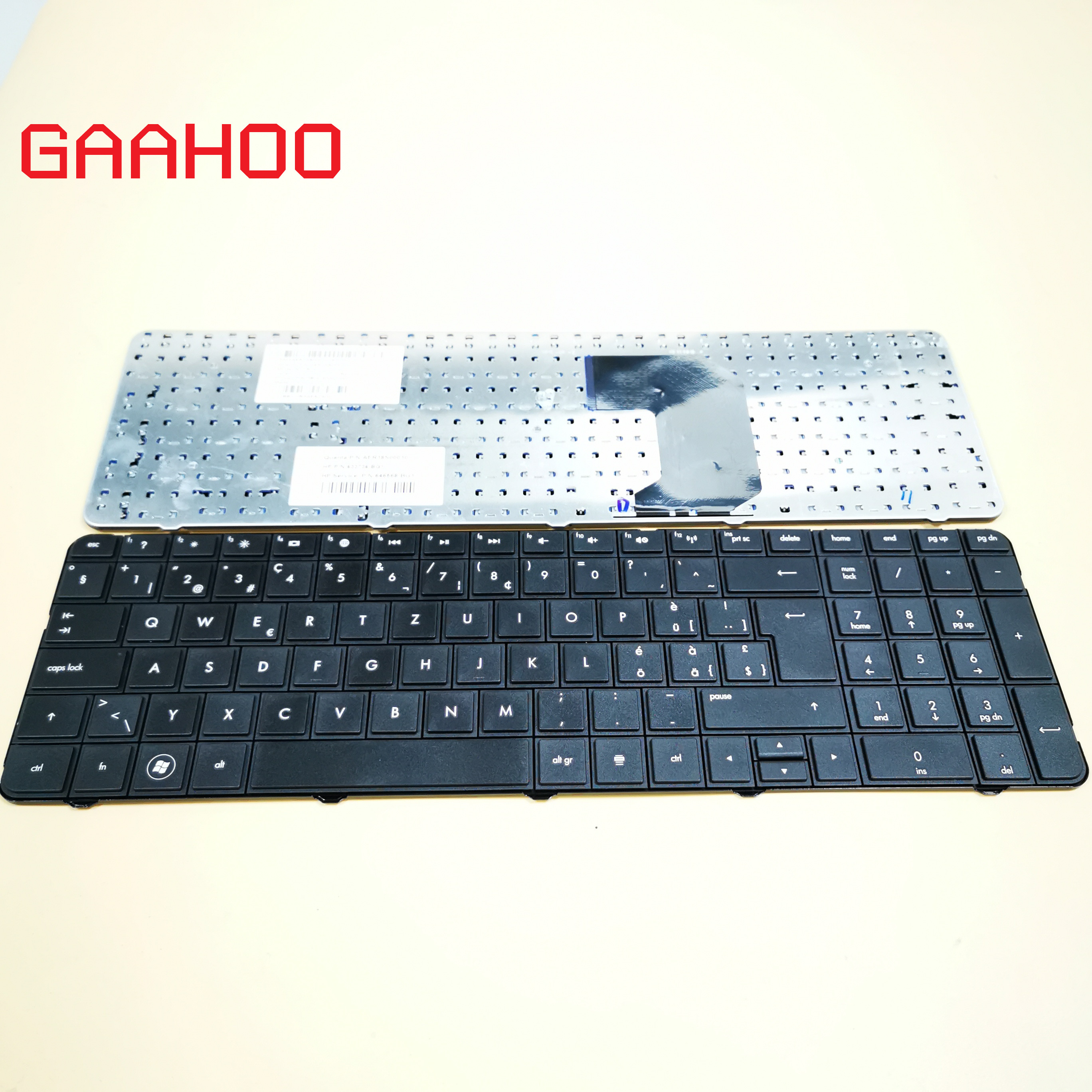 Brand New Original  SW/CH SWISS Keyboard For HP Pavilion G7-1000 G7-1100 G7-1200 G7-1001 G7-1222 G7-1001XX G7-1075DX Laptop