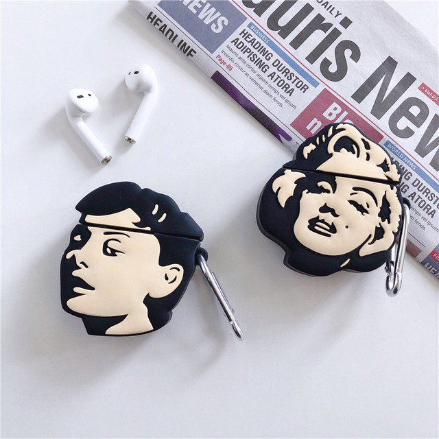 Marilyn Monroe AirPod Case 1