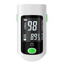 Monitor de saturação da frequência cardíaca do oxigênio do sangue do oximétrico do oxigênio do sangue