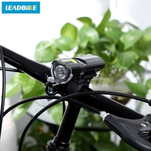 Bike Light Outdoor Bicycle Front Lamp Waterproof LED Warning Safety Cycling Headlight Flashlight Accessories