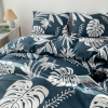 Fashion Cotton Plants Pattern Quilt Cover Comfortable High Quality Winter Thicken Soft Bed Set 2021 NEW 4PC