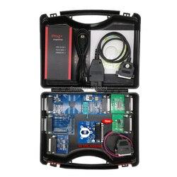 2019 V80 v77 Iprog + программатор многофункциональный диагностический и программный инструмент коррекция пробега + сброс подушки безопасности + IMMO ...