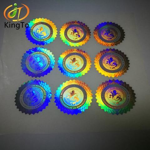 etiqueta adesivos holografica 3d de arco iris da reflexao