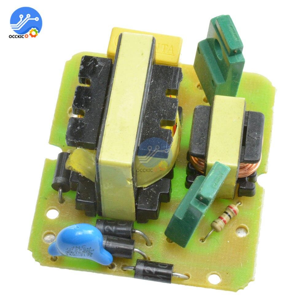 DC 12V To AC 220V Step-Up Module DC-AC Inverter Boost Board Transformer Power Dual Channel Adjustable Voltage Converter