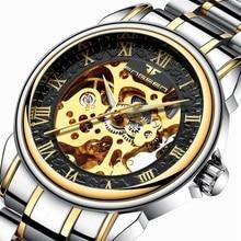 Couple Watch Mechanical-Watch Automatic Lovers Clock Dress Top-Brand Women Luxury Fashion