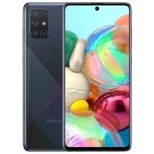 Смартфон Samsung Galaxy A71 128 ГБ чёрный
