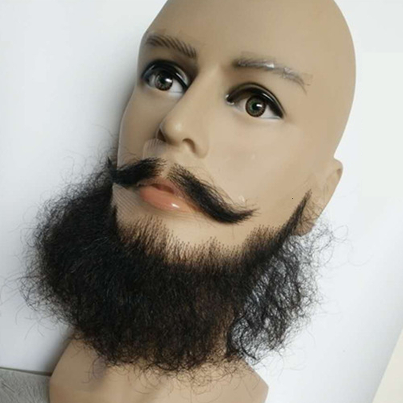 New Cosplay Beard Custom Made For Movie Game Christmas