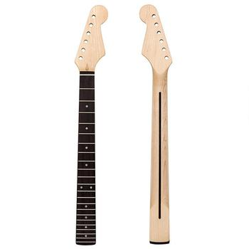 цена на 22 Frets Maple Guitar Neck Rosewood Fingerboard Neck for Fender Tele Replacement Guitar Accessories Parts right-handed players