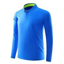 Мужские wo мужские теннисные майки для гольфа, Спортивная футболка с длинными рукавами и отворотом, спортивная одежда, рубашка для бадминтона, Спортивная одежда на открытом воздухе