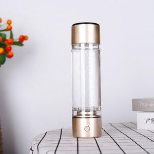 Image 2 - Smart Nano High Hydrogen Generator MRETOH 7.8Hz Molecular Resonance Miracle Water Bottle/Cup SPE Ionizer Pure H2 Ventilator