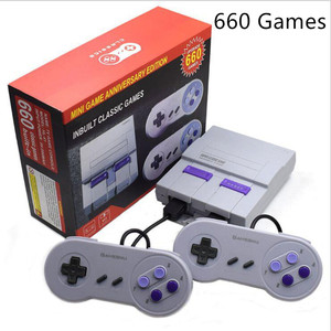 Mini Retro Video Game Console for NES 8 bit for Entertainment System Built-in 660 Games Family video Game console