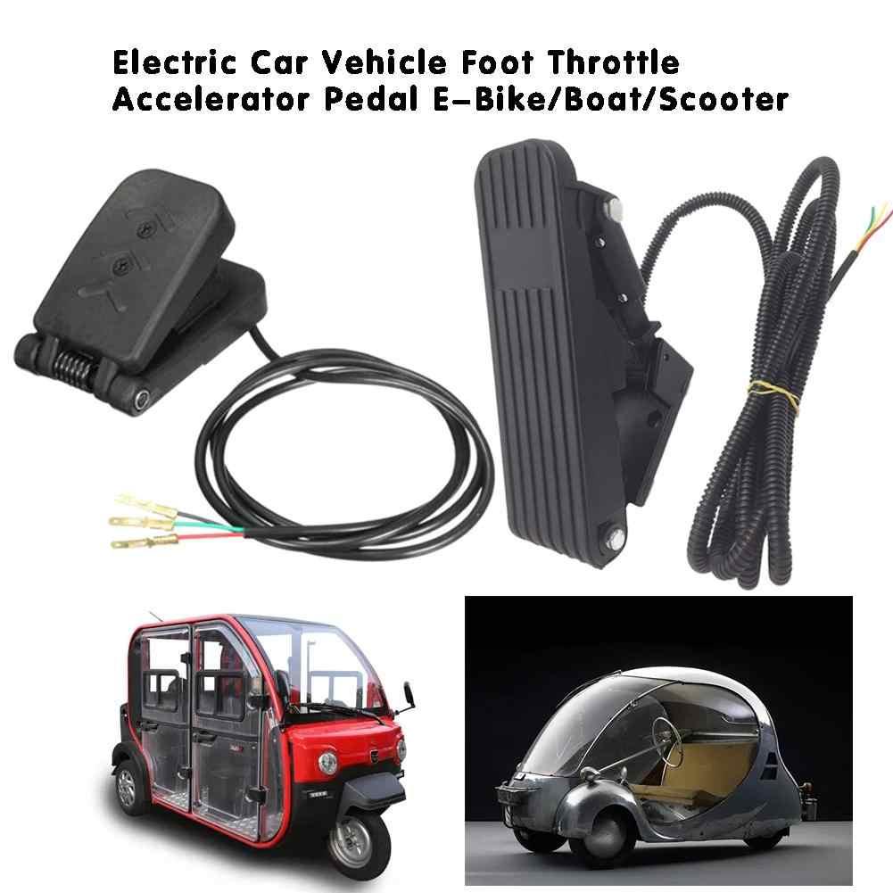 Kit de Transmission automatique de commande de vitesse de Tricycle électrique d'accélérateur d'accélérateur de pédale de voiture de pare-chocs d'enfants de Transmission automatique