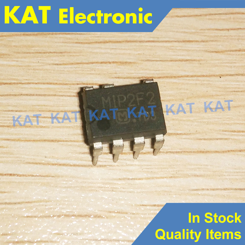 5PCS/Lot MIP2F2 MIP2F20MTSCF DIP-8 Silicon MOSFET Type Integrated Circuit For Switching Power Supply Control