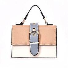 цена на Female Messenger Bags Women Bag Fashion Women Handbags Small Square Pack Shoulder Bag Crossbody Bag For Women Package Clutch