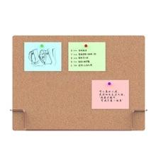 Organizer-Supplies Cork-Board Message Memo Notice-Display Environmentally Office Natural