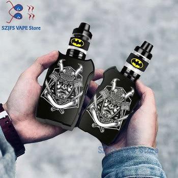 цена на 80W Vape 2200mah Adjustable Electronic Cigarettes Best Starter Kit Mech Box Mod Kit Vaporizer Hookah Pen Vaper E Smoke Vaping