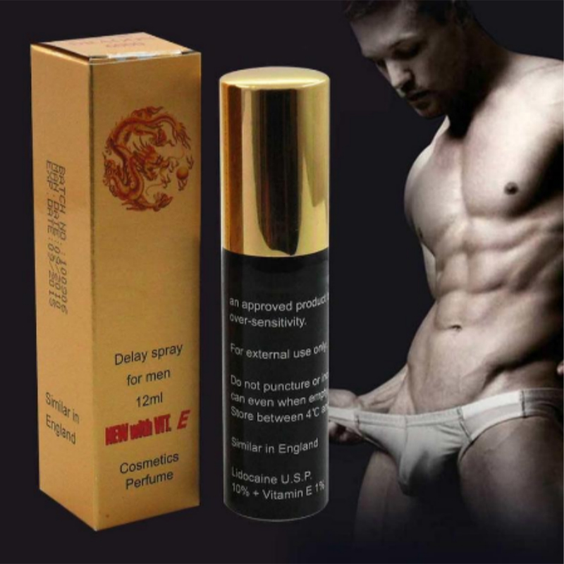 12ml Male Poweful Sex Delay Spray For Men External Use Prevent Premature Ejaculation Prolong 60 Minutes Penis Enlargment Pills