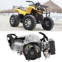 Moteur de traction de 49cc   2 temps, moteur pour moteur de poche, Quad Dirt Bike Atv Buggy, poche Pit moteur, accessoires