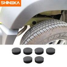 Наружные аксессуары SHINEKA для автомобильного шасси Suzuki Jimny, водонепроницаемая Защитная крышка штекера для Suzuki Jimny 2019 +