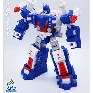 Image 3 - التحول G1 الترا ماغنوس قائد MFT MF 08 MF08 جيب الحرب كو عمل الشكل روبوت بوي جمع اللعب