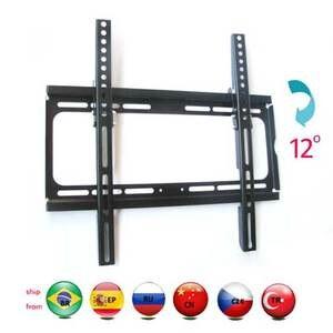 Tv-Lift-Mechanism Bracket Wall-Mounted Vesa Tilt Universal Down-12 50kg Metal LCD PTB-6044HT