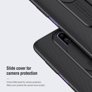 Image 3 - מצלמה הגנת מקרה עבור Xiaomi Redmi K30 5G NILLKIN שקופיות להגן על כיסוי עדשת הגנת Xiaomi Redmi K30 5G Funda