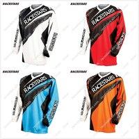 Novo 2020 motocross moto jérsei montanha spexcec mtb mx elemento de ciclismo racewear atv bicicleta da sujeira moto maillot ciclismo secagem rápida dh Camisetas p/ ciclismo     -