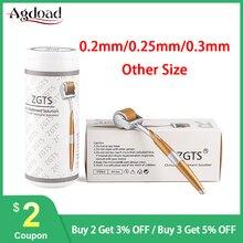 プロzgtsダーマローラー192針ためmicroneedlingと脱毛治療美容ツール