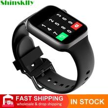 2021 LD6 Smart Watch Men Bluetooth Call Full Touch Heart Rate Monitor Smartwatch Women Music Player For iphone Xiaomi Huawei IWO