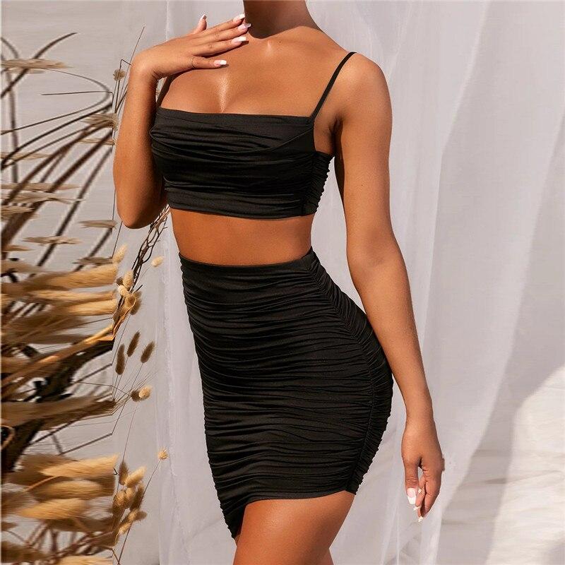 women summer set dress09