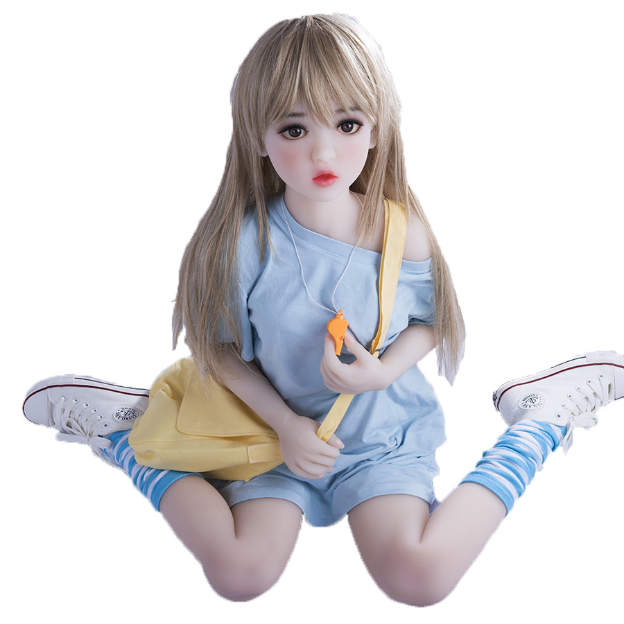 USA RU WAREHOUSE Life Size Poupee Adult Young <font><b>Silicone</b></font> Lifelike Loli Small Breast 100Cm <font><b>100</b></font> <font><b>Cm</b></font> Tpe Real Realistic Mini <font><b>Sex</b></font> <font><b>Doll</b></font> image