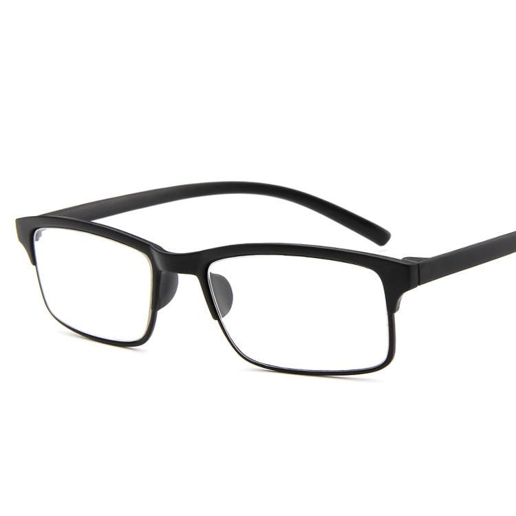 2020 Plastic Men Women Reading Glasses Square Fashion Female Eye Glasses Oculos De Grau