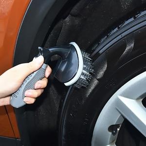 Image 3 - Dedykowane narzędzia do czyszczenia i szorowania opon do czyszczenia felgi gąbka do usuwania silnych zanieczyszczeń i ochrony opon niezbędne narzędzie