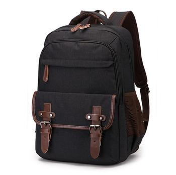 Unisex Multi-function Waterproof Material Backpack Laptop Bag Student Bag