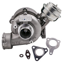 GT1749V турбо зарядное устройство 7178585007S для Volkswagen Vw Passat B6 2,0 TDI 2.0L турбо зарядное устройство BPW AWX AVF 130PS 136hp турбина