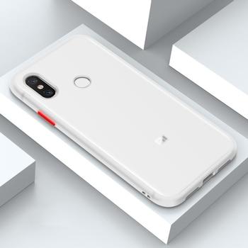 Матовый Силиконовый противоударный бампер чехол для телефона для Xiao mi Red mi Note 8, 8, 7, 6 4 4X K20 Pro 8A 7A 6A mi 9 9T CC9 CC9E Примечание 10
