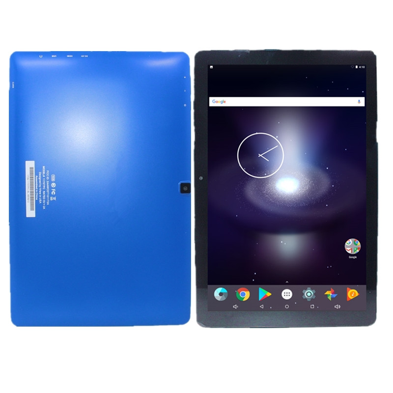 Sales ! G6 10.1 Inch Android 7.1.1  Quad Core 1GB +16GB 1280 X 800 IPS Dual Camera  With Earphone