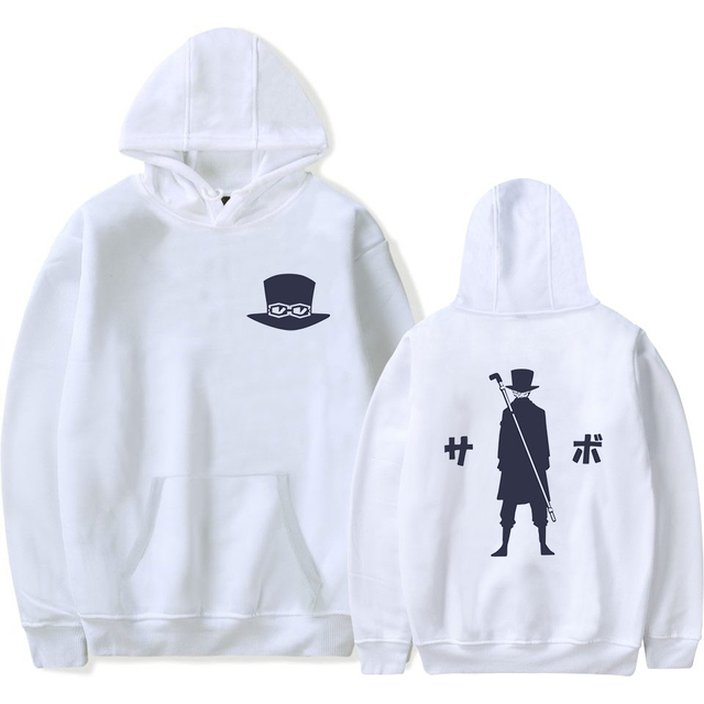 ONE PIECE THEMED HOODIE (25 VARIAN)