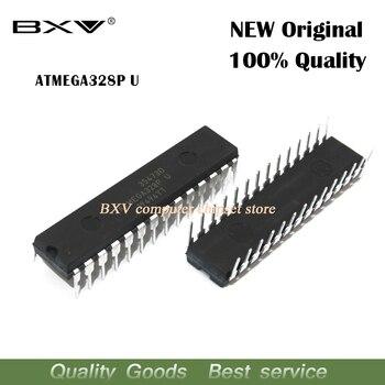 1 sztuk ATMEGA328P-PU DIP28 ATMEGA328-PU DIP ATMEGA328P U DIP-28 328P-PU nowy oryginalny IC