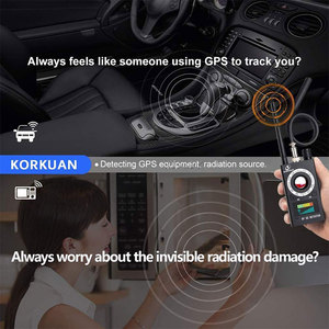 Image 5 - K18 Anti Spy Rf Signaal Scanner Verborgen Camera Detector Anti Candid Camara Magnetische Gps Tracker Draadloze Mini Audio Gsm Bug finder