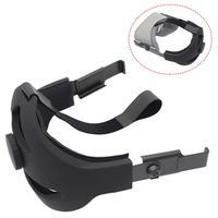 Comodo cinturino regolabile per cuffie Oculus Quest VR occhiali AR cuscinetto in schiuma regolabile senza accessori per alleviare la pressione