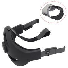 Удобный регулируемый ремешок для головы для Oculus Quest VR-гарнитуры, регулируемый Поролоновый вкладыш, аксессуары для снятия давления